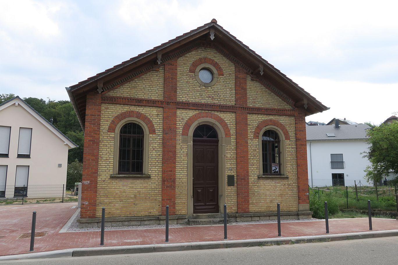 The Synagogue in August 2018